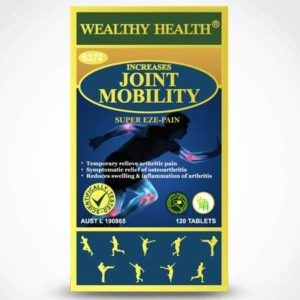 Bổ Khớp Wealthy Health Joint Mobility 120 Capsules
