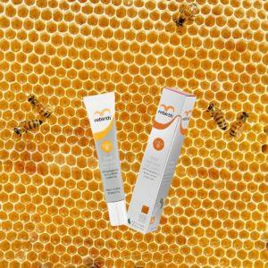 Kẽm mắt nọc ong chống nhăn và lão hóa - Rebirth Bee Venom Eye Cream with tetrapeptide 5 & sea buckthom purple kale 30ml