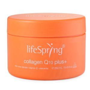 Kem dưỡng nhau cừu săn chắc nâng cơ da Lifespring collagen 250ml