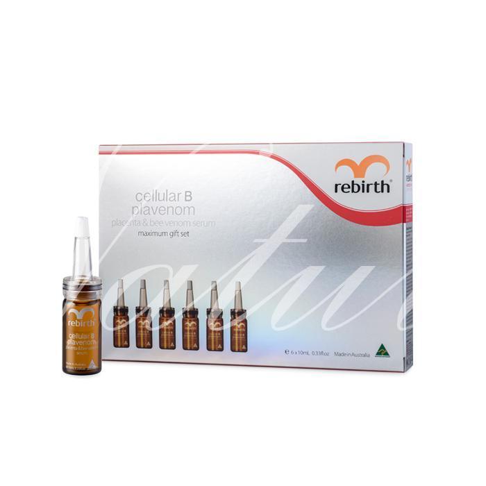 Serum Tế bào gốc Nhau Thai Cừu và Nọc Ong Rebirth Cellular B Plavenom Gift  Set NATURE CARE VIET NAM – Nhà nhập khẩu và phân phối vitamin – mỹ phẩm Úc