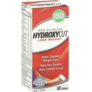Viên Uống Giảm Cân Đốt Mỡ Hydroxycut Pro Clinical . 60 Viên