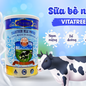 Sữa bò non Vitatree
