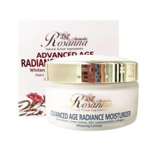 Kem Dưỡng Trắng Da Chống Lão Hóa Advanced Age Radiance Moisturizer Rosanna