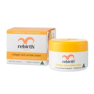 Kem chống nhăn Rebirth Collagen - Rebirth Collagen Anti-Wrinkle Cream with EPO & Vitamin E 100ml